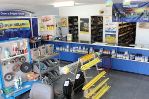 Spares Department